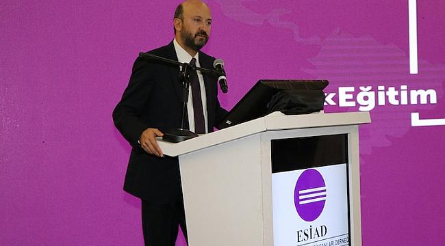 ESİAD Yüksek İstişare Kurulu Toplantısı'nda Gündem Eğitim'di