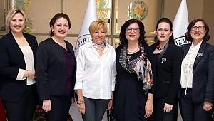 Akdenizli İş Kadınları, Barış Projesi İçin Güç Birliği Yaptı