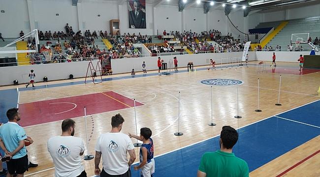 Ege Üniversitesi'nin Spor Tesisleri Yenilendi