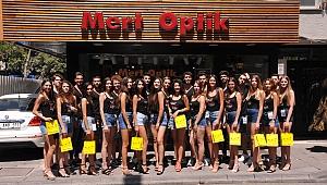 İzmir'de Miss & Mr Model Of Turkey Heyecanı