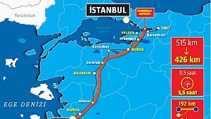 İstanbul-İzmir Otoyolu Büyük İlgi Gördü
