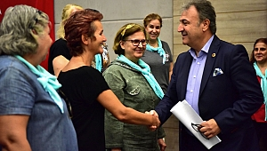 Kadın Kooperatifi İle 5 Yıllık İşbirliği Protokolü İmzalandı