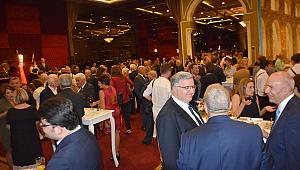 Alman Birliği Günü İle Alman Milli Günü İzmir'de Birlikte Kutlandı