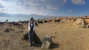 Efes Selçuk'ta 'Gönül Dağı Kardeşlik Bağı' Projesi