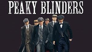 İş Adamlarına Ders Niteliğinde Bir Dizi; 'Peaky Blinders'