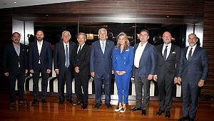 İzmir Başkanlar Kurulu'ndan Bölgesel Kalkınmaya Destek