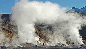 İzmir'de 35 adet Jeotermal Kaynak Sahası İhale Edilecek