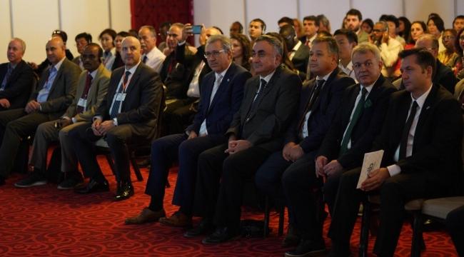 İzmir'de 5. Uluslararası Deri Mühendisliği Kongresi