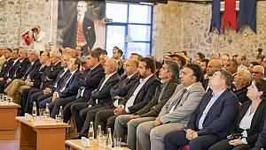 İzmir'in Deniz Başkenti Olması İçin Projeler Üretilecek