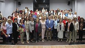 İzmir Kadın Kuruluşları Birliği'ne Konak Belediyesinden Destek