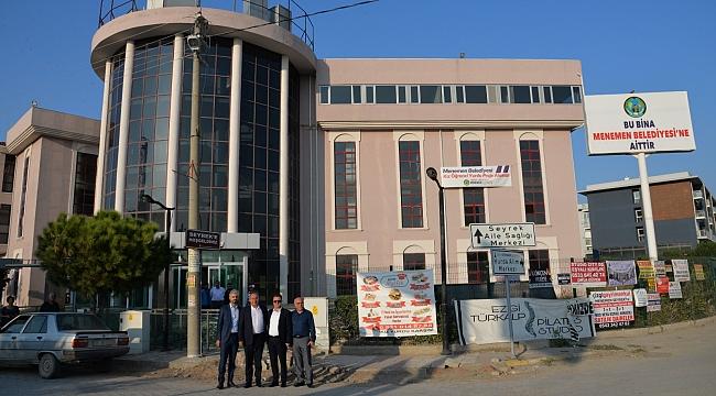Menemen'e Yeni Bir Üniversite Daha Geliyor