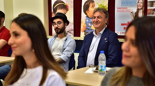 Üniversite Öğrencileri Bornova İçin Proje Üretecek
