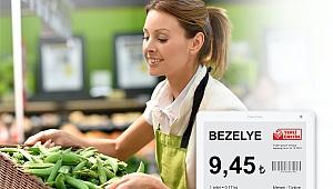 Yeni Nesil Elektronik Fiyat Etiketleri