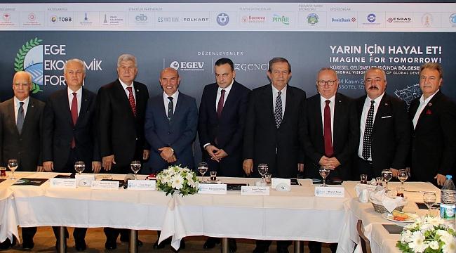 Ege İş Dünyası Ekonomik Forum İçin Bir Araya Geldi