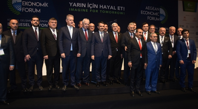 İzmir İş Dünyası'nın İşbirliği ile Dikili'ye Dev Proje