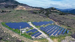 Karşıyaka'ya Güneş Enerjisi Yatırımı