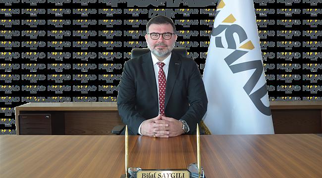 Müsiad İzmir Hükümete Seslendi, 'Adil Bir Vergi Kanunu İstiyoruz'