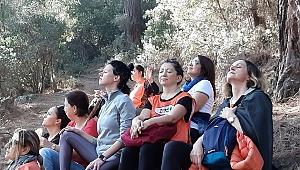 Öğretmenler'den Toprağa Saygı Yürüyüşü