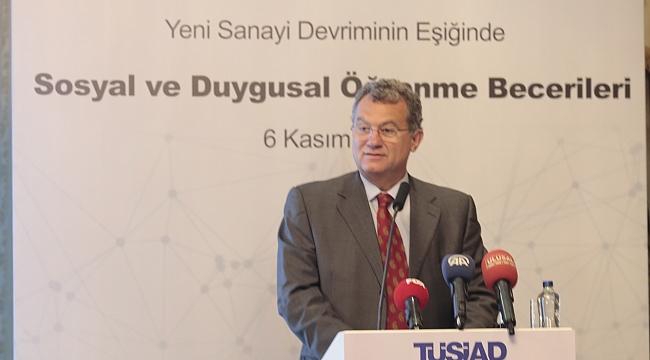 """TÜSİAD'ın Raporu Eğitimde """"Sosyal Ve Duygusal Becerilerin"""" Önemine Dikkat Çekiyor"""