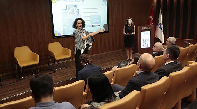 TÜSİAD Türkiye'yi Geleceğe Taşıyacak Girişimciler Arıyor