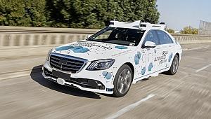 Bosch Ve Mercedes-Benz'den San José Pilot Projesi