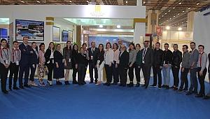 Boyalık, Travel Turkey'de Turizmcileri Buluşturdu