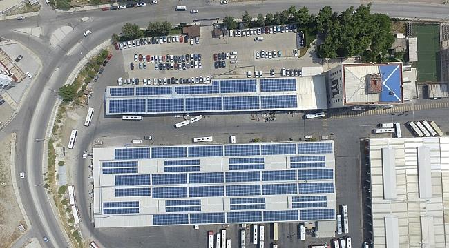 Eshot'un Güneş Enerjisi Santralleri Fark Yaratıyor