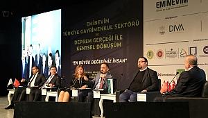 İzmir'de Düzenlenen Sempozyumda Kentsel Dönüşüm Analiz Edildi