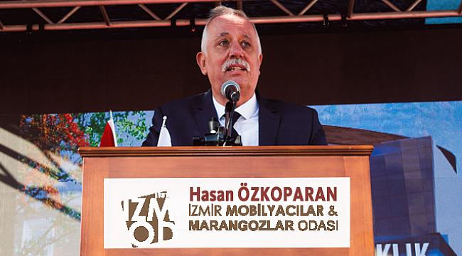 İzmir'de Mobilya Akademi'nin Temeli Atıldı