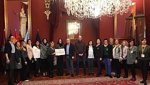 Kadın Girişimciliği Alanında Türk-Yunan-İspanyol Zirvesi