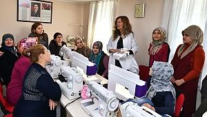 Masal Evi Projesi İle Kadınlar Ekonomi'ye Katkıda Bulunuyor