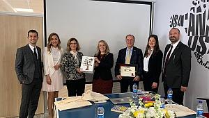 TAİDER Üyelerinin YDS Ve Canpa Holding Üye İşyeri Ziyaretleri Gerçekleşti