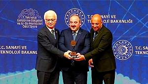 Tirsan Kardan'a Ar-Ge ödülü