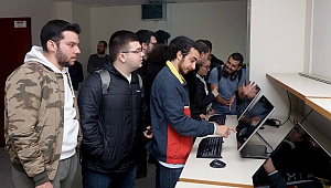 Uluslararası Yazılım Şirketinden İYTE'ye Laboratuvar
