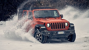 Gelmiş Geçmiş En Yetenekli SUV: Jeep Wrangler