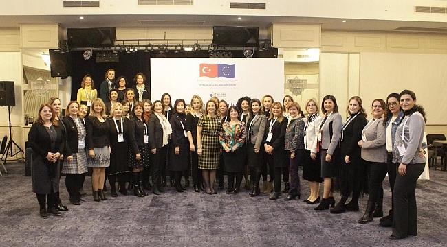 İş Dünyasında Kadın İletişim Ağı İzmir'de Toplandı