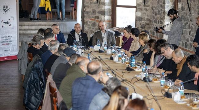 İzmir Sinema Sektörüne Ev Sahipliği Yapmak İstiyor