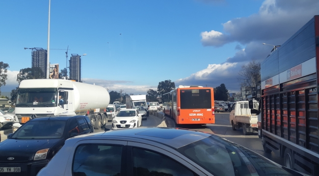 Kilitlenen Trafik, Bornova ve Bayraklı Gayrimenkullerini Olumsuz Etkiliyor