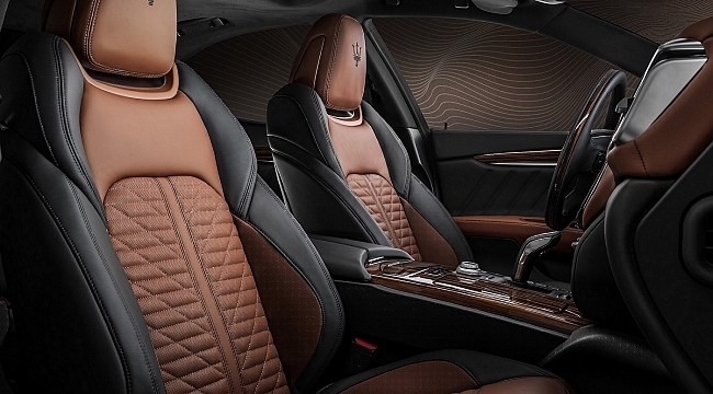 Maserati'den Koleksiyonluk Özel Seri
