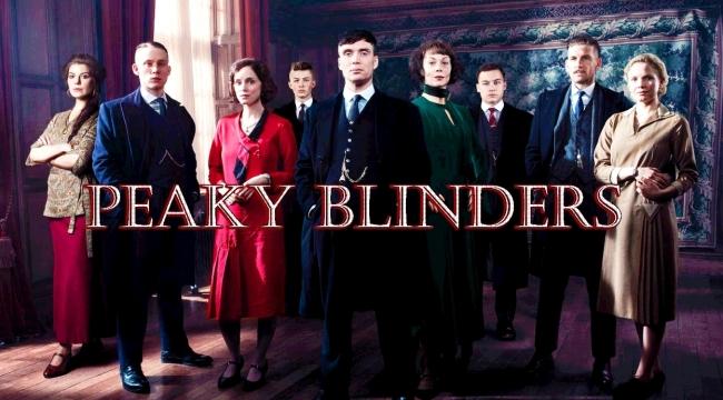 100 Yıllık Stil Peaky Blinders'la Geri Döndü