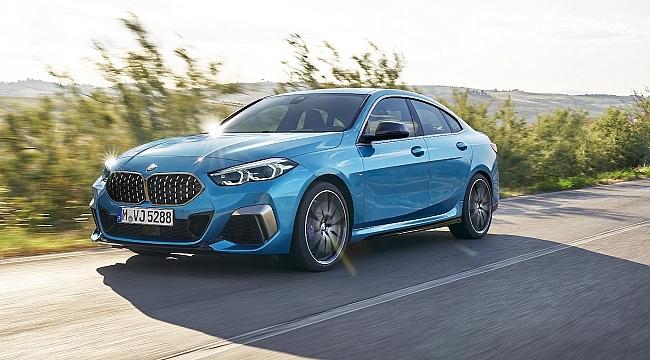 BMW 2 Serisi Gran Coupé İzmir'de Sergileniyor