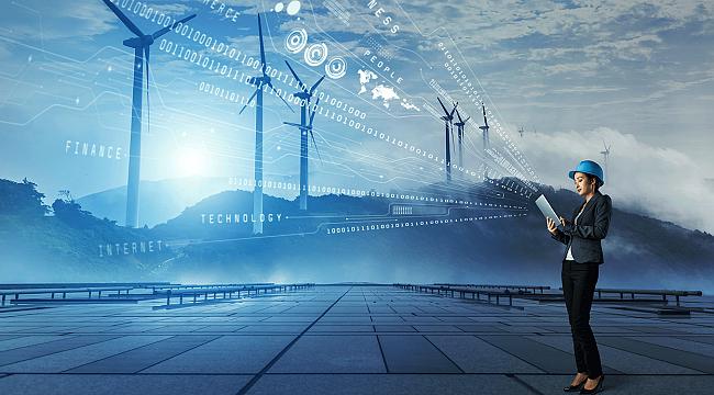 Endüstri 4.0 Rüzgar Enerjisi Sektöründe