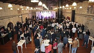 HORECA'da Katılımcılılar Koktely'de Bir Araya Geldi
