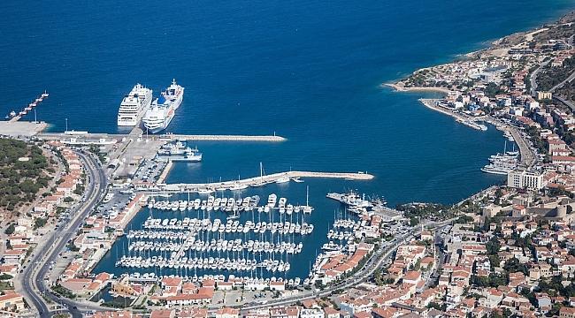 İzmir'de Beş Adet Yeni Yat Limanı Planlanıyor