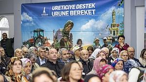 İzmir'de Eğitimli Çiftçiler Yetiştirme Projesi Başladı
