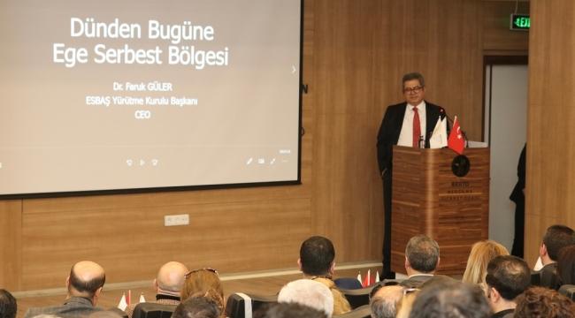 İzmir Serbest Bölgesi İçin Kalifiye Eleman Yetiştirilecek