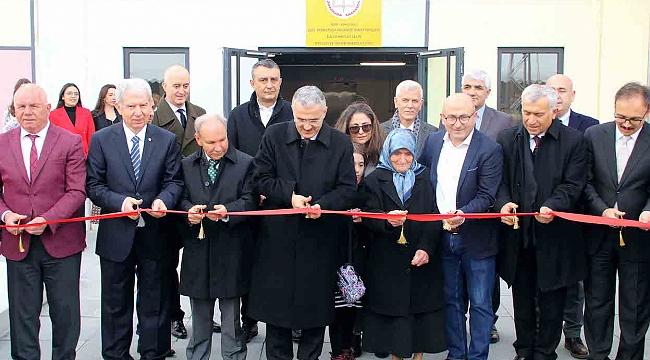 KOSBİ Zülfü Mevlüt Çelik Teknik Koleji'nin Açılışı Yapıldı