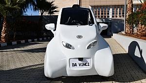 Tasarımı Ve Üretimi Yerli Olan Elektrikli Araç DA VİNCİ Tanıtıldı