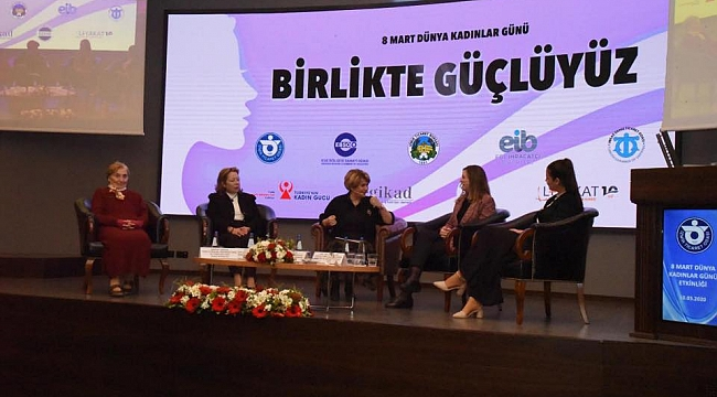 İzmirli İş Kadınları; 'Birlikte Güçlüyüz'