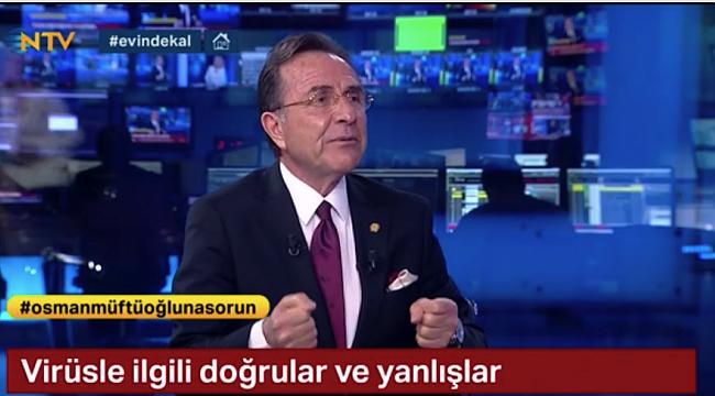 Prof Müftüoğlu; 'Sosyal Medya İzolasyonu Uygulayın'